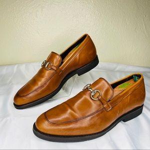 Allen Edmonds DFW Loafers Dress Mens Shoes 11.5 E